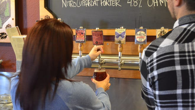 Odell Brewing will feature more than 40 beers Saturday at Small Batch Festival.