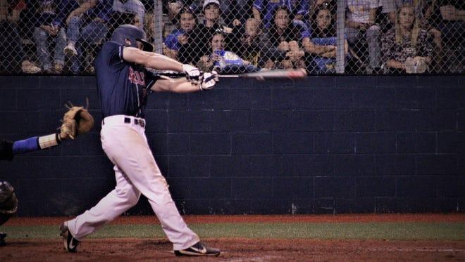 Jacob Pearson was named the 2017 Mr. Baseball.
