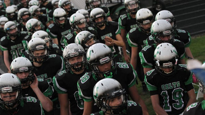 The Clear Fork Colts hosted Ontario in their homecoming game Friday night. The Colts are undefeated and will play at unbeaten Pleasant Friday night in the Mid Ohio Athletic Conference. Clear Fork is in its first season in the league.