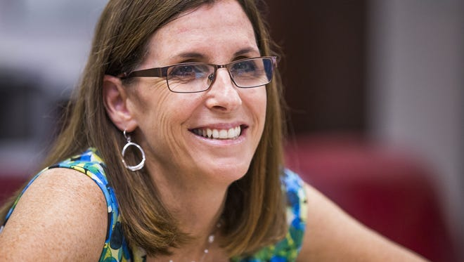 Does anyone care who the real Martha McSally is?