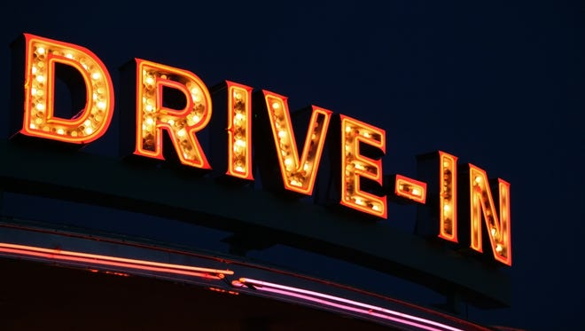 The Cromaine Library in Hartland Township will host an adult-only drive-in movie Friday night.