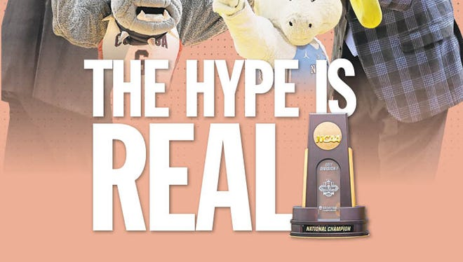 The Hype is Real for Gonzaga vs. North Carolina.
