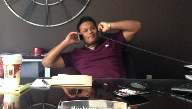 Mashiyat Rashid is a venture capitalist, his lawyer says.