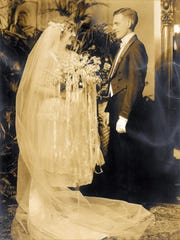 Milton Pettit Griswold and Lucile Yates met on campus at UW-Madison in 1915 before getting married in June 1920. They lived in Kenosha after their wedding and then settled in Santa Monica, Calif., where Griswold worked as a petroleum engineer before he died in 1954 at the age of 56 of a heart attack.