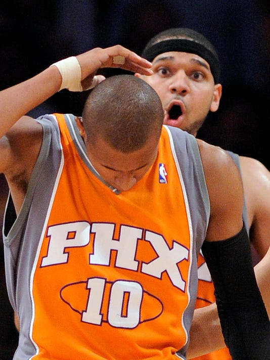 Leandro Barbosa, Jared Dudley