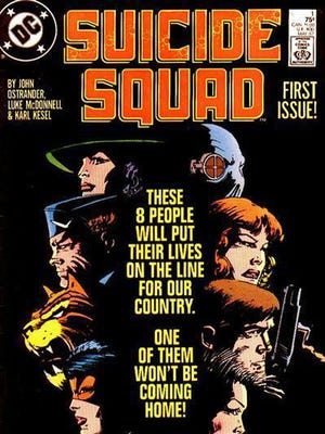 The Suicide Squad garnered their own comic book series in the 1980s and are getting a movie in 2016.