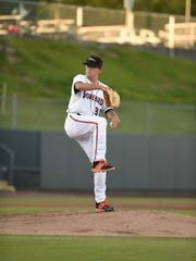 Alex Wells sits in the 16th spot on the Baltimore Orioles prospect list.