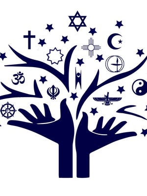 The new logo for the Greater Springfield Interfaith Association.