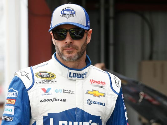 4-23-2016 jimmie johnson driver council