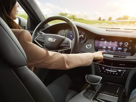 Cadillac plans to expand the rollout of Super CruiseTM, the world's first true hands-free driver assistance feature for the freeway. Super Cruise will be available on all Cadillac models, with the rollout beginning in 2020. After 2020, Super Cruise will make its introduction in other General Motors brands.