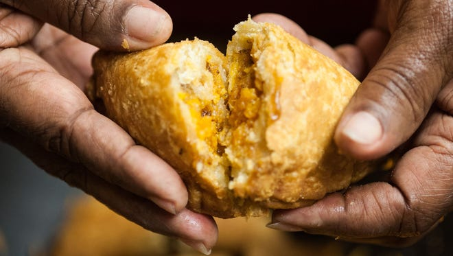 Fried pies are handheld goodness.