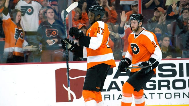 Wayne Simmonds will not play in the preseason finale.