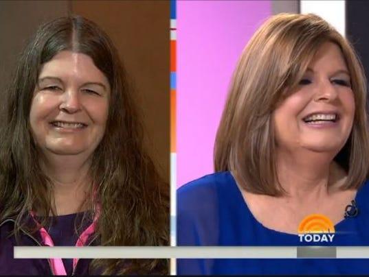 Caveman Makeover On Today Show : Today show thurday makeover make me un incredible