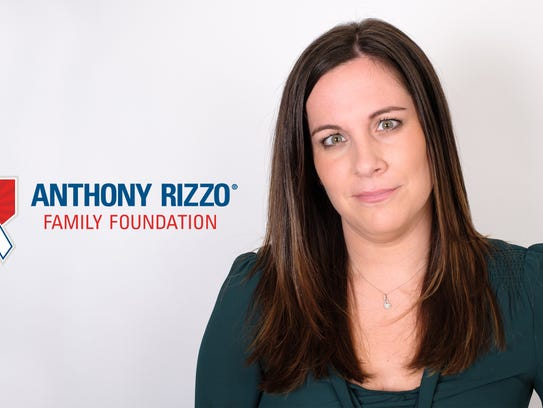 Abby Suarez, Executive Director, Anthony Rizzo Family