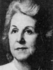Ruth Wainer Schwartz, one of the top female doctors of her era.