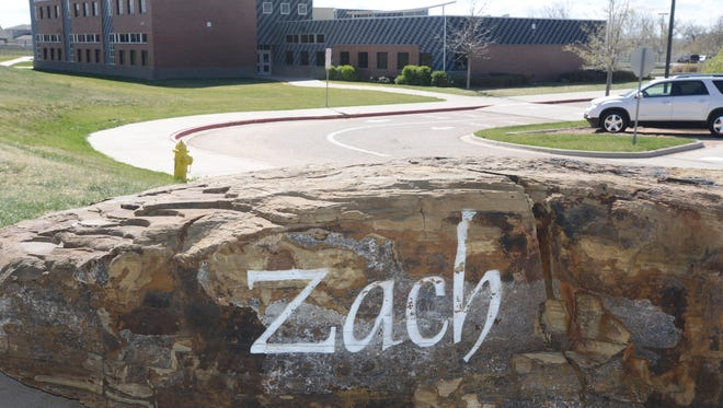 Zach Elementary School was PSD's top performing school on the CMAS English exam.