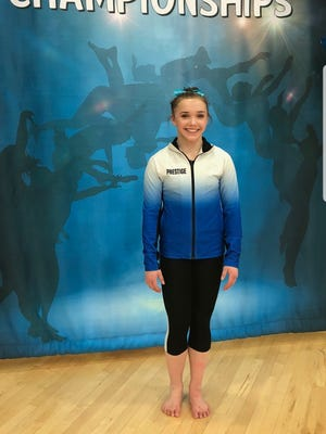 Palmyra Area High School gymnast Cael Bixler recently qualified for Level 10 Nationals, set for May 11-13 in Cincinnati.
