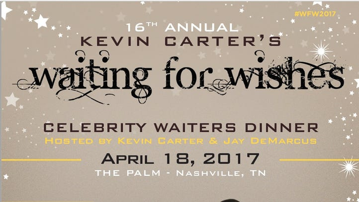 Waiting for Wishes returns to Nashville to benefit Make-A-Wish