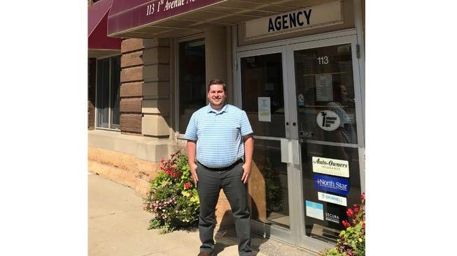 Scott Salfer at First Security Agency