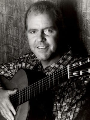 Singer Michael Johnson is seen in a 1992 publicity photo.