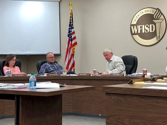 WFISD meets in special session