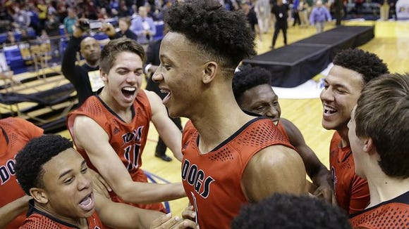 Romeo  Langford and New Albany will be in town on Dec.