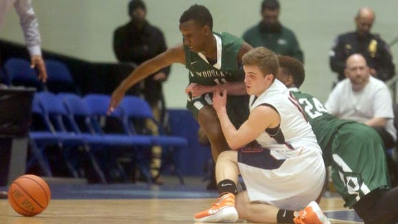 Briarcliff, the No. 1 seed, and Woodlands, the No.