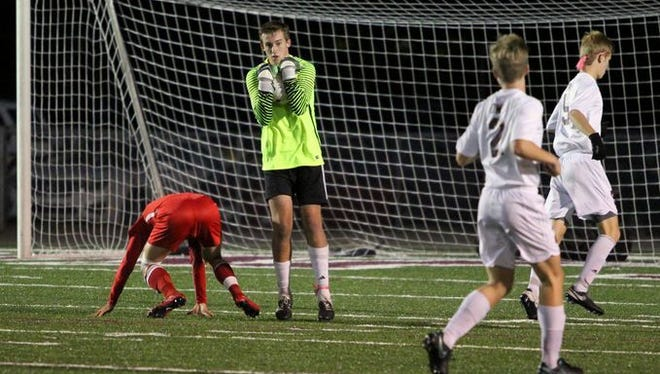 Owen senior James Murray has committed to play college soccer for Sewanee (Tenn.).
