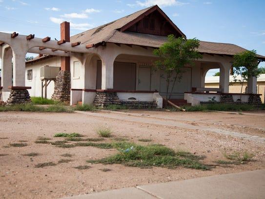 The W.L. Bobo House.