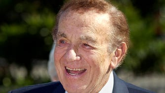 Comedian and actor Jack Carter, known for numerous stage, TV and screen roles, died Sunday at the age of 93.