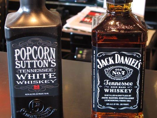 jack daniel's vs. popcorn sutton's