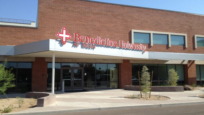 Benedictine University at Mesa.