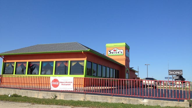 Salsa's Mexican Restaurant closed in Menasha, and another restaurant is preparing to take the building.