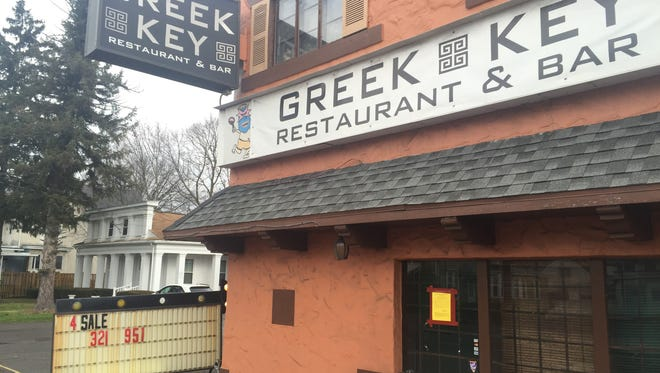 Greek Key, 113 S. Nanticoke Ave. in Endicott, has been ordered closed by the Broome County Health Department.