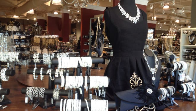 Charming Charlie is an accessories store that has not yet found its way to the Fox Cities.
