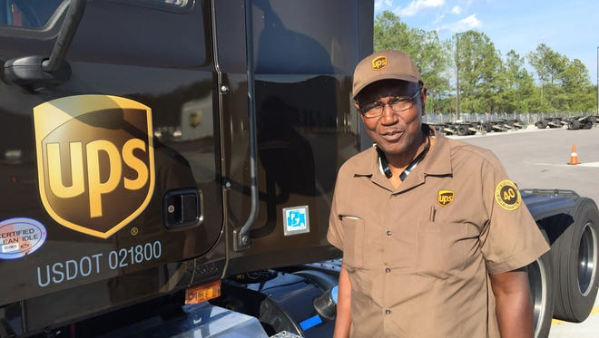Roosevelt Green has driven 4 million miles without an accident over 40 years.