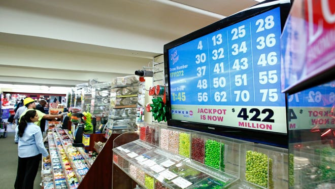 The Powerball drawing on Saturday will give lottery players a shot at a jackpot of $478 million.