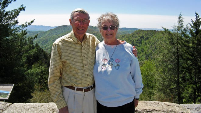 Allen and Patricia Zondlak have made travel a priority.