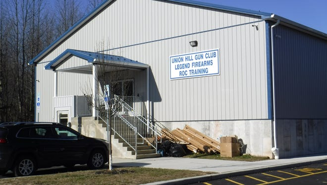 Union Hill Gun Club in a 20,400-square-foot commercial building will open for more than 800 pre-construction members in about a month and a half.