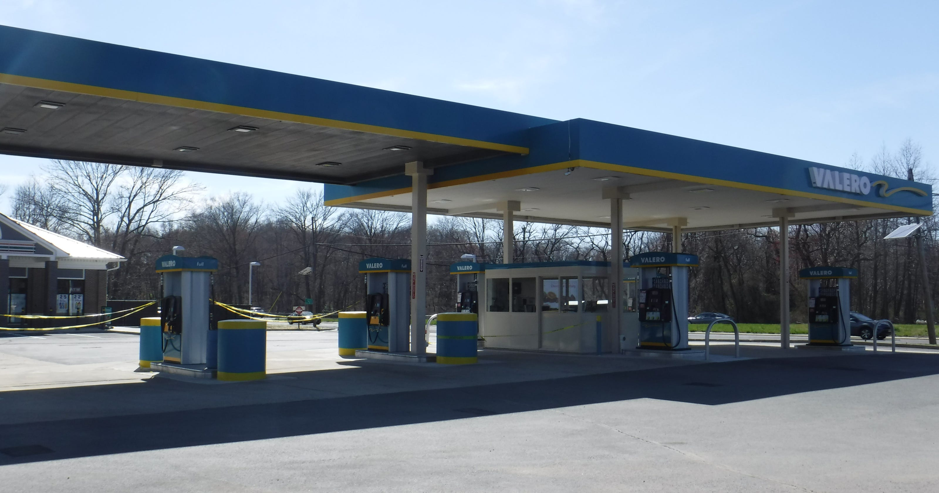 New 7 eleven valero gas station opens in cranbury colourmoves