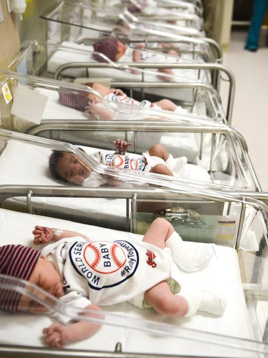 World Series Babies