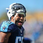 Titans' Wesley Woodyard: 5 questions in 50 seconds