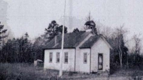 This fate of the historic Woodland School House is to be decided by Sussex County, which plans a low-impact park for the former golf course site where the century-old school was moved in the 1930s.