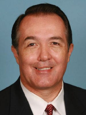 Rep. Trent Franks as played by …