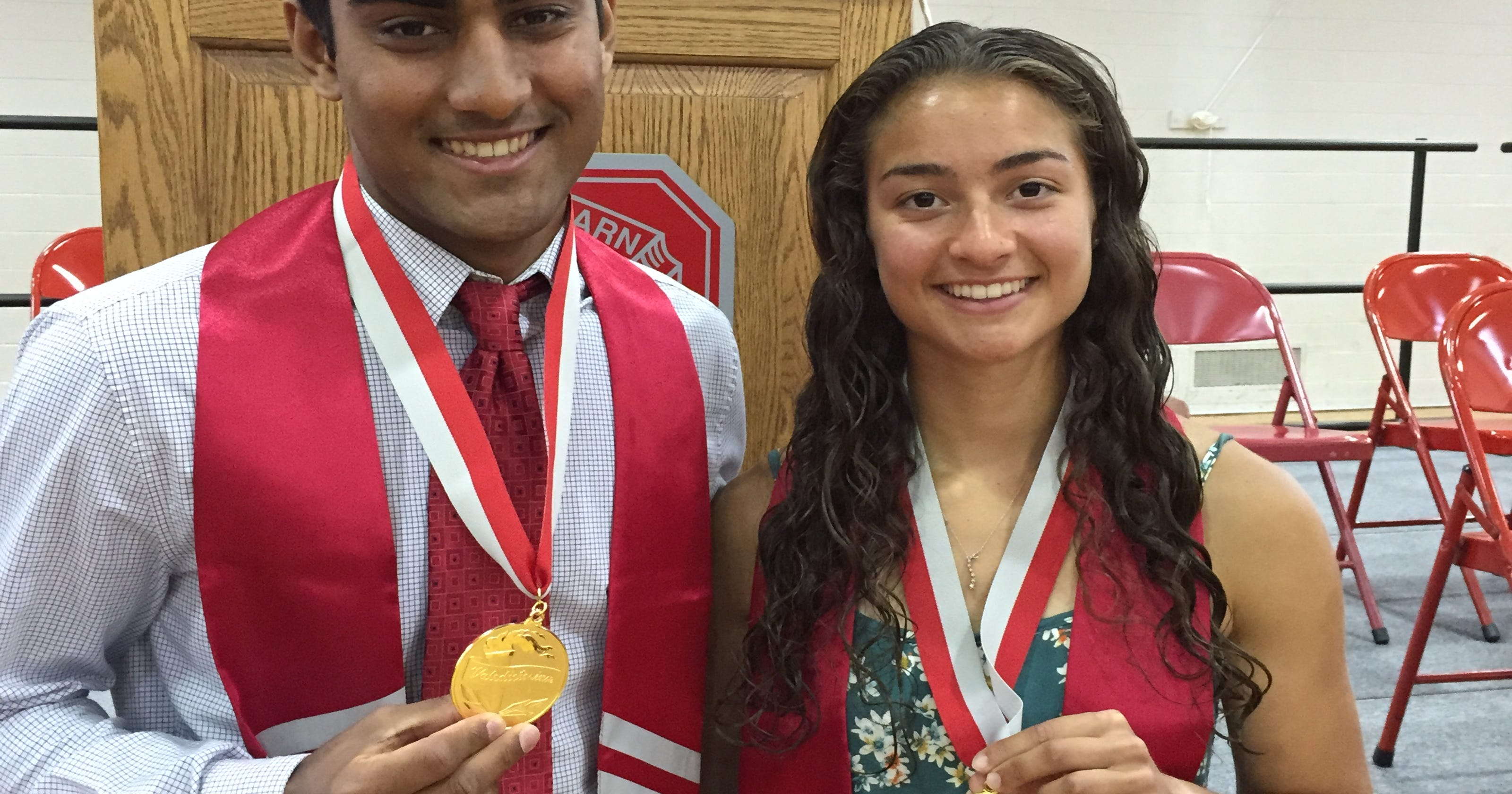 Patel named VHS Class of '15 valedictorian