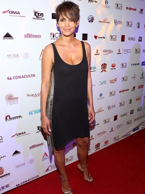 Halle Berry attends the wrap party for the  Acapulco Film Festival on Jan. 29, 2014.