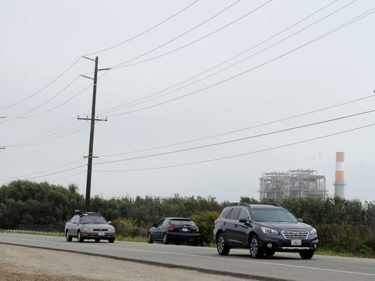 STAR FILE PHOTO Harbor Boulevard near Fifth Street, with the Mandalay Generating Station in the background.