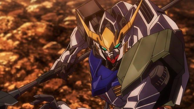 Mobile Suit Gundam Iron-Blooded Orphans Episode 3: Glorious Demise
