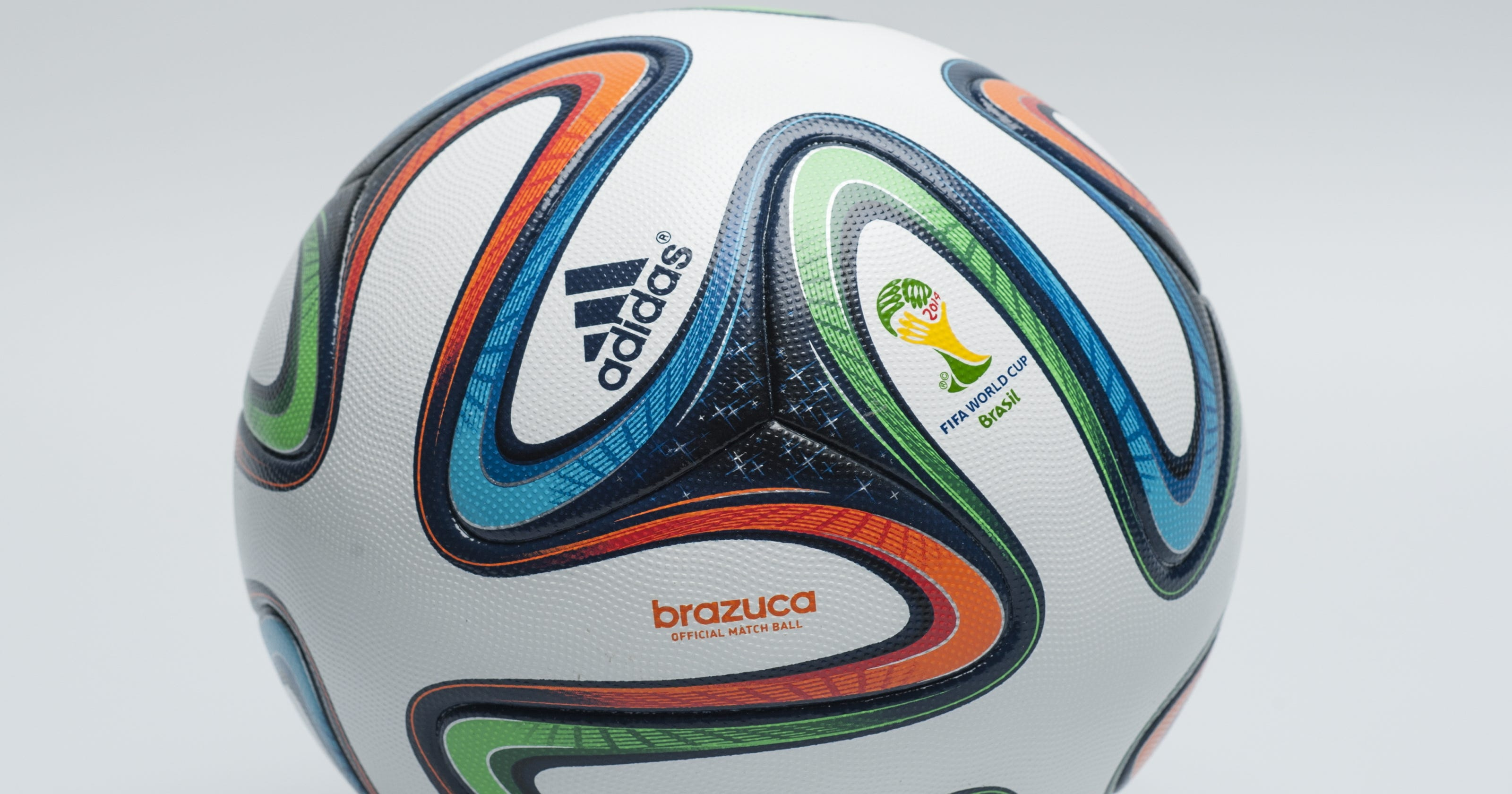 on sale 4c357 204d0 Adidas unveils Brazuca ball for World Cup in Brazil