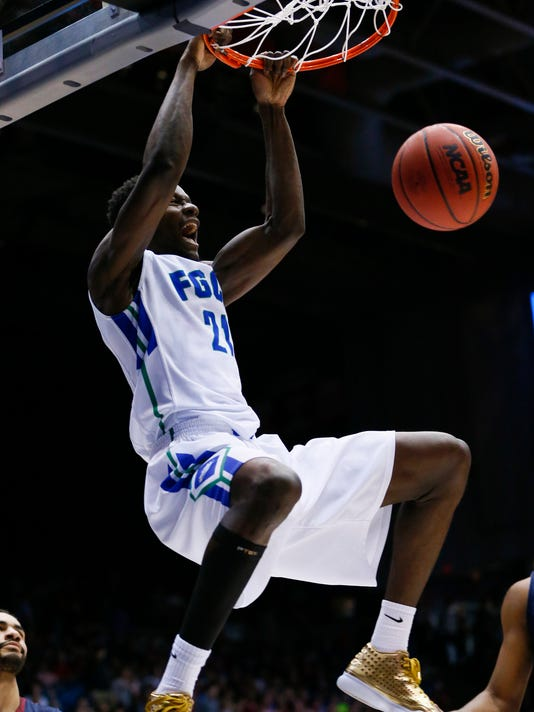 NCAA Basketball: NCAA Tournament-First Four-Fairleigh Dickinson vs Florida Gulf Coast
